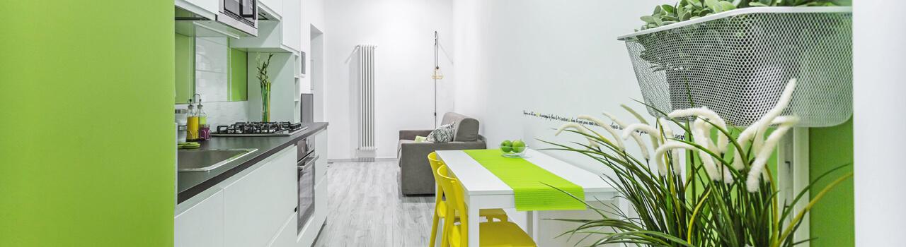 Ristrutturazione appartamento 50 mq a Milano, Casoretto