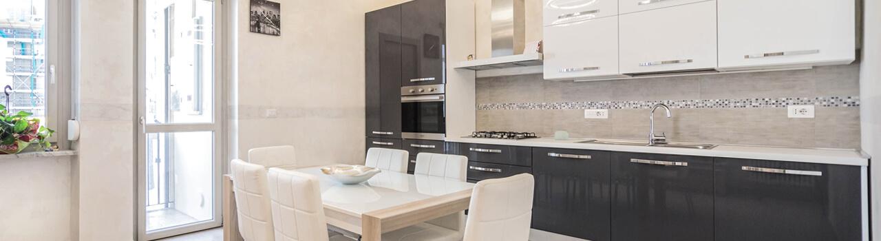 Ristrutturazione appartamento 50 mq a Torino, Mirafiori