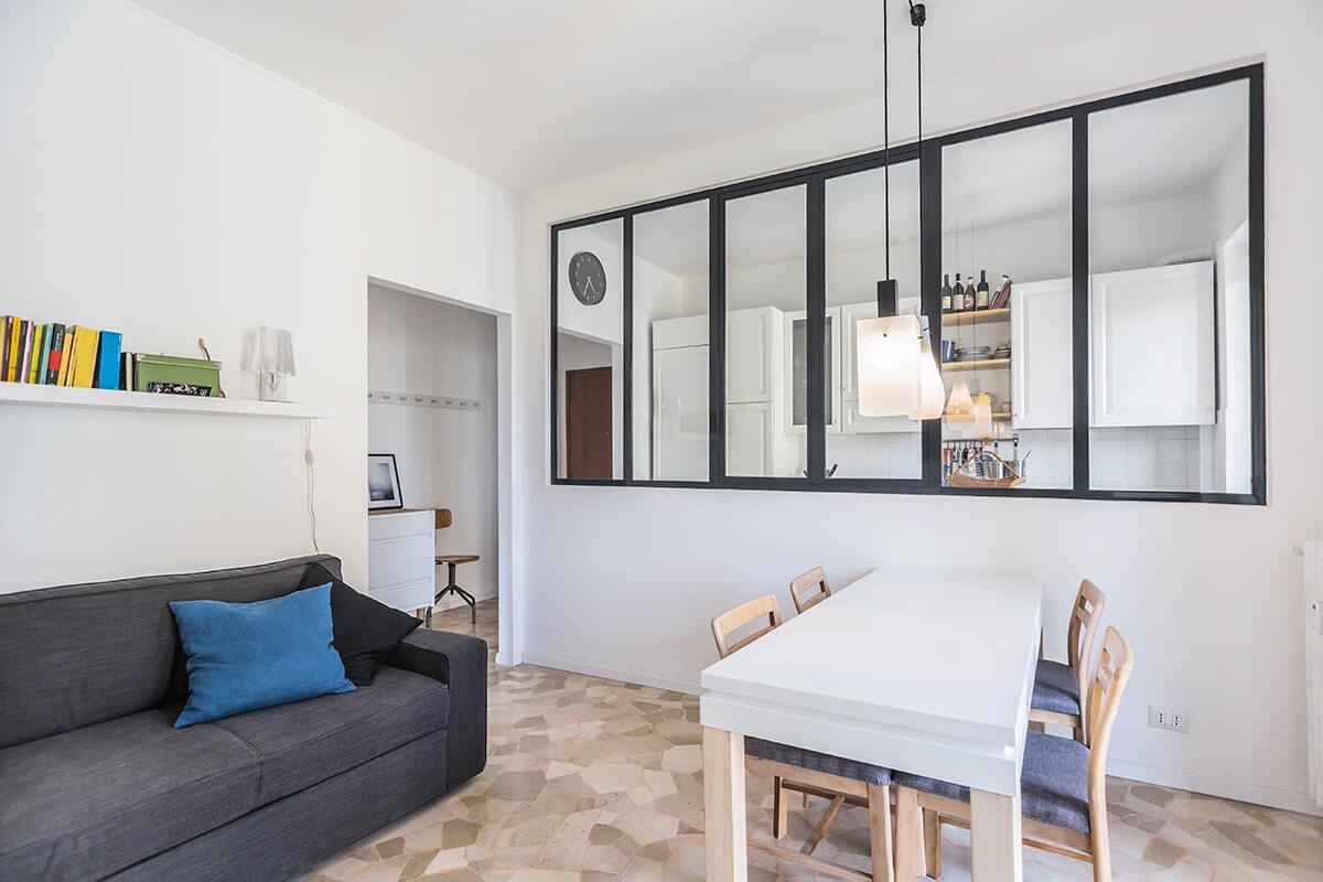 Ristrutturazione appartamento 60 mq milano facile for Progetti di ristrutturazione appartamenti