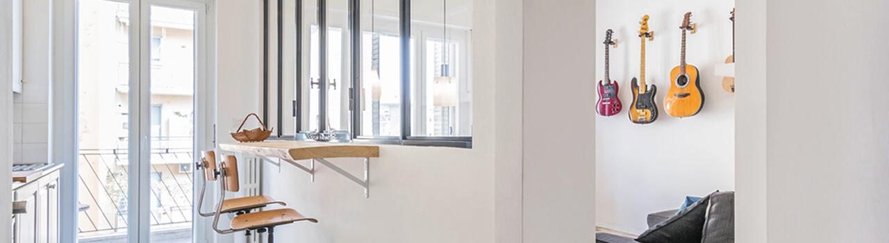 Ristrutturazione appartamento di 60 mq a Milano, Porta Romana