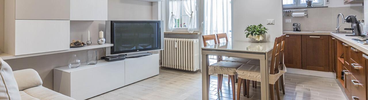 Ristrutturazione appartamento di 70 mq a Torino, Mirafiori