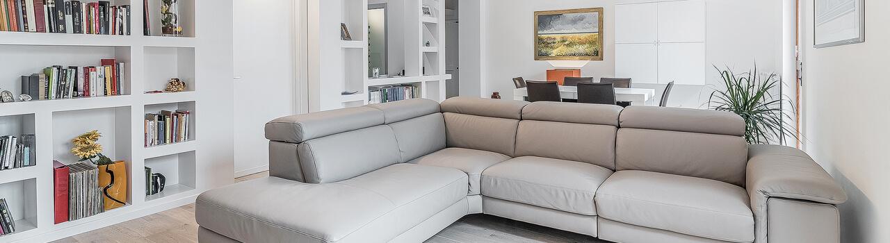 Ristrutturazione appartamento 130 mq a Palermo, Giotto