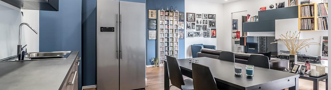Ristrutturazione appartamento di 55 mq a Palermo, Lolli