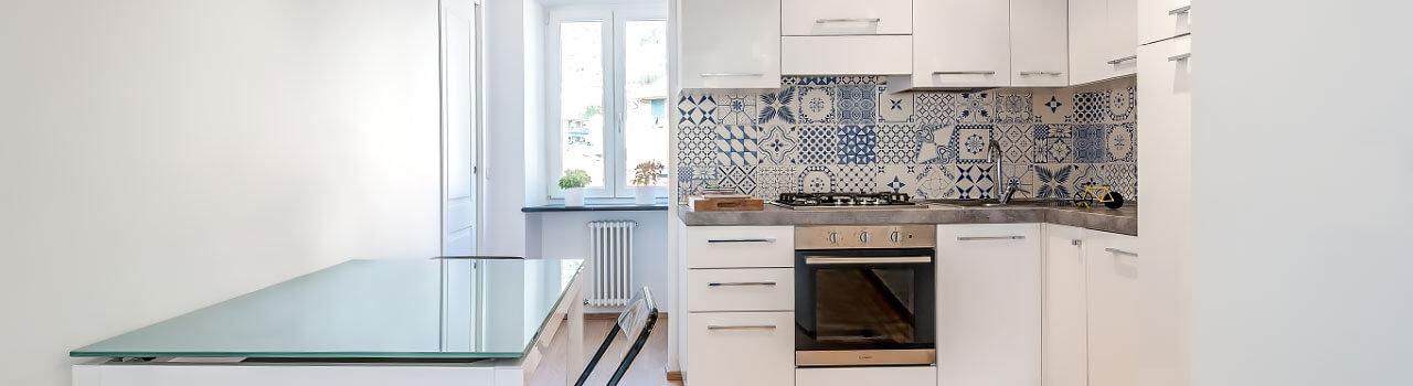 Ristrutturazione casa vacanze 55 mq a Genova, Santa Margherita Ligure