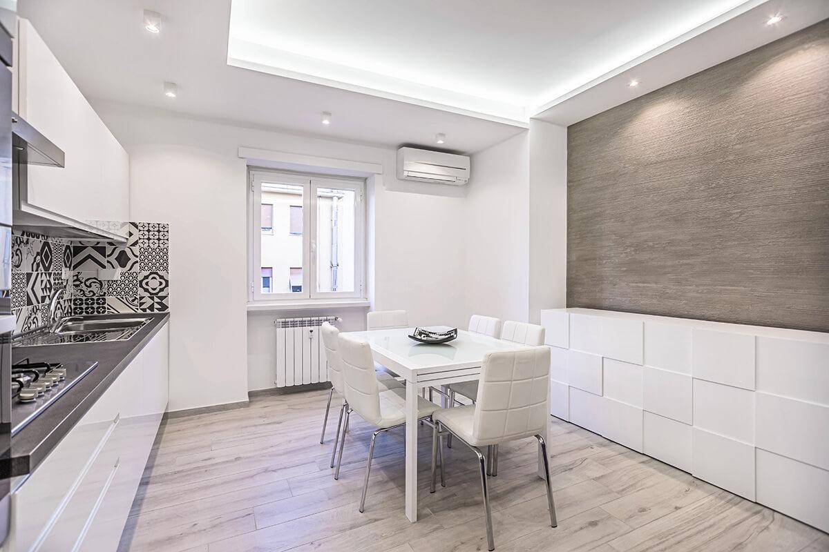 Arredare Casa 65 Mq ristrutturazione appartamento di 65 mq a roma, cipro