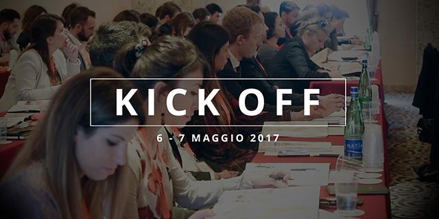 Kick Off Maggio 2017