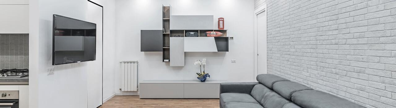 Ristrutturazione appartamento di 75 mq a Roma, Anagnina