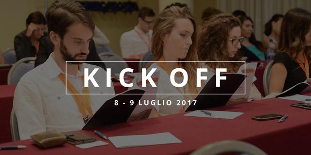 Kick Off Luglio 2017