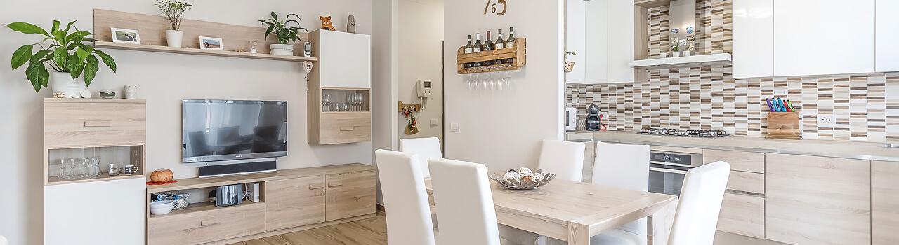 Ristrutturazione appartamento 80 mq a Milano, Limbiate centro