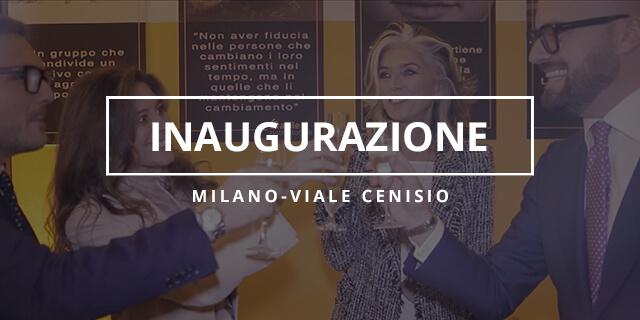 Inaugurazione sede Milano Cenisio