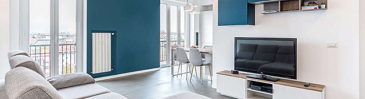 Ristrutturazione appartamento di 75 mq a Milano, San Siro