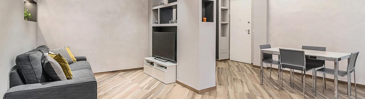 Ristrutturazione appartamento di 80 mq a Torino, Campidoglio