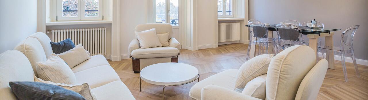 Ristrutturazione appartamento di 85 mq a Milano, Arena Civica