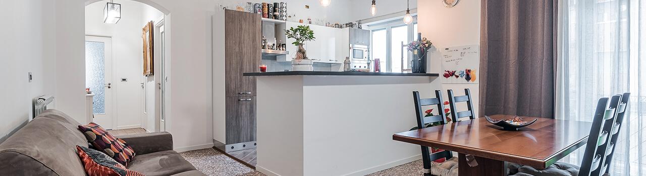 Ristrutturazione appartamento di 70 mq a Napoli, Vomero