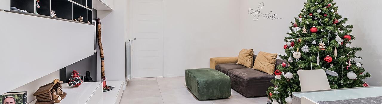 Ristrutturazione appartamento di 100 mq a Napoli, S. Carlo all'Arena