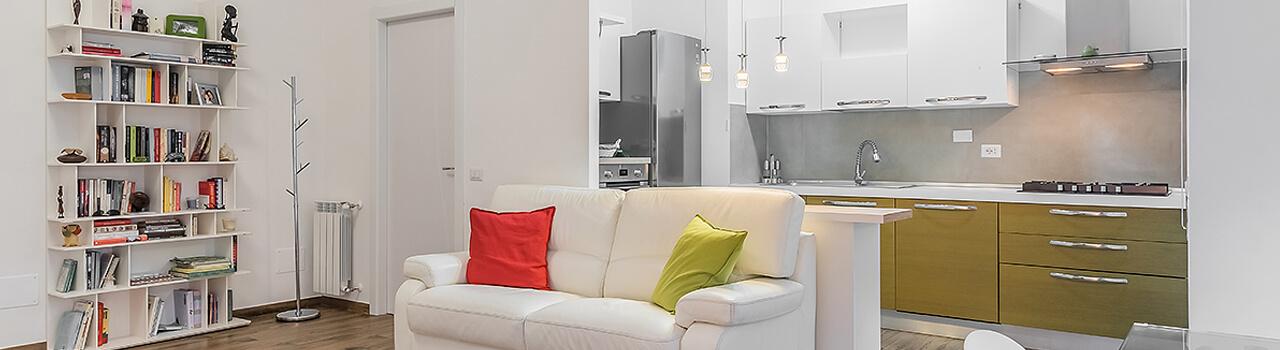 Ristrutturazione appartamento di 80 mq a Roma, Grottaferrata