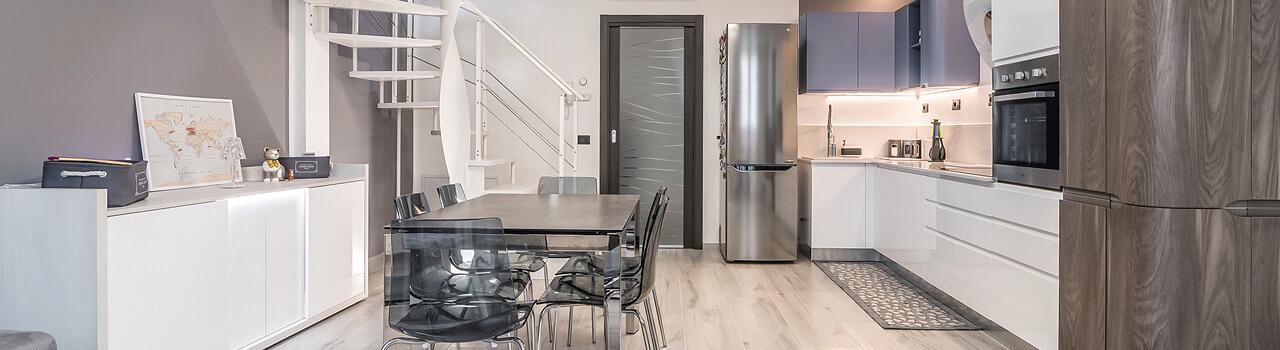Ristrutturazione appartamento di 70 mq a Milano, Garbagnate Milanese
