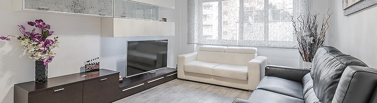 Ristrutturazione appartamento di 60 mq a Roma, Tuscolana