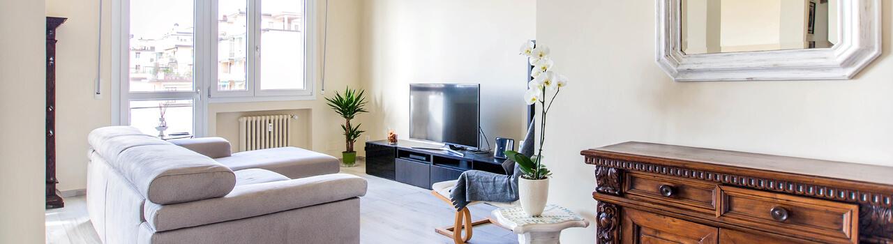Ristrutturazione appartamento di 110 mq a Firenze, Novoli