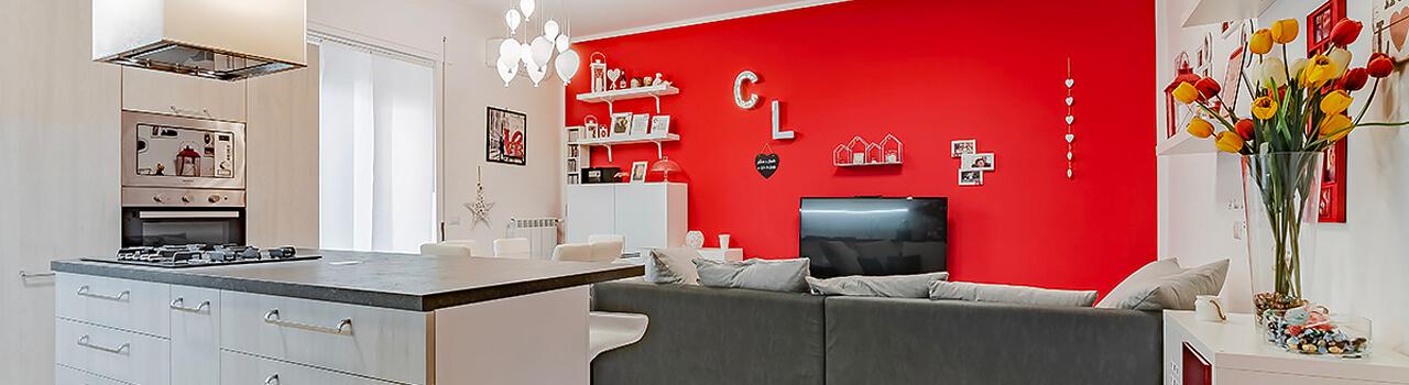 Ristrutturazione appartamento di 80 mq a Latina