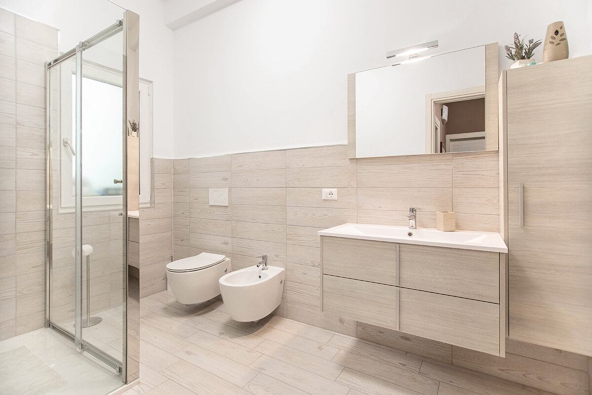 Ristrutturare il bagno a Verona