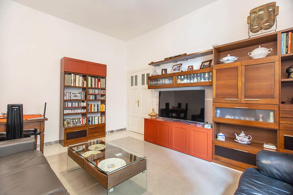 Progetto Appartamento 85 Mq ristrutturazione appartamento di 85 mq a roma, san giovanni