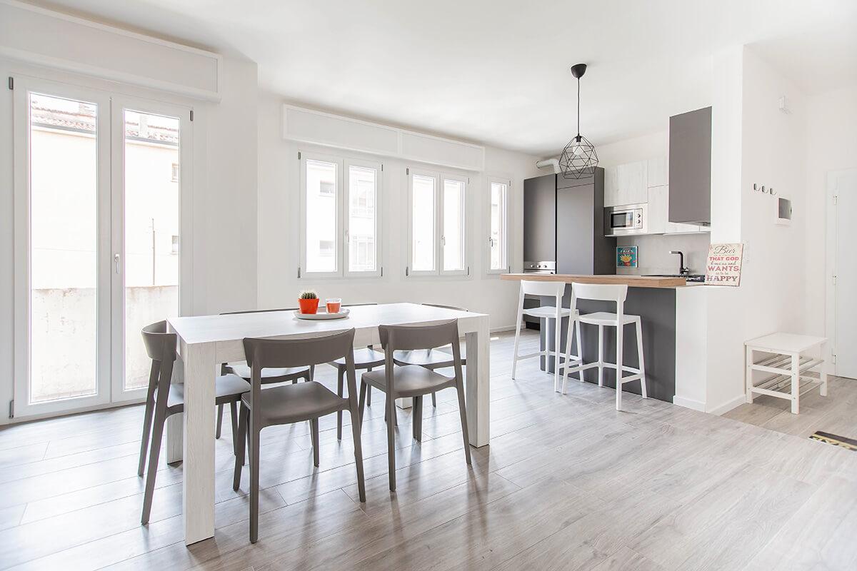 L Occhio Immobiliare Padova ristrutturazione appartamento di 80 mq a padova
