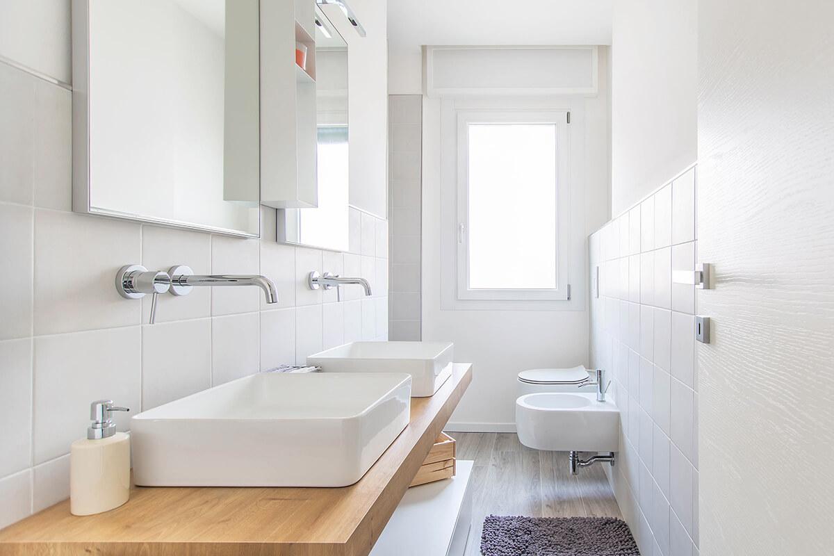 Ristrutturare il bagno a Padova