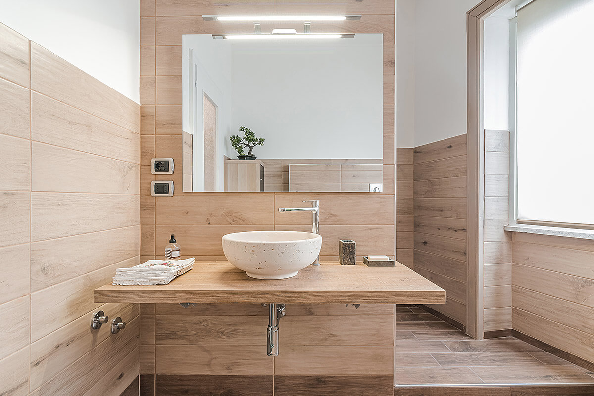 Ristrutturare il bagno a Napoli