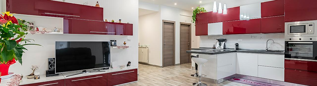 Ristrutturazione appartamento di 75 mq a Genova, Molassana