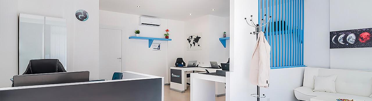 Ristrutturazione ufficio di 35 mq a Roma, Bufalotta