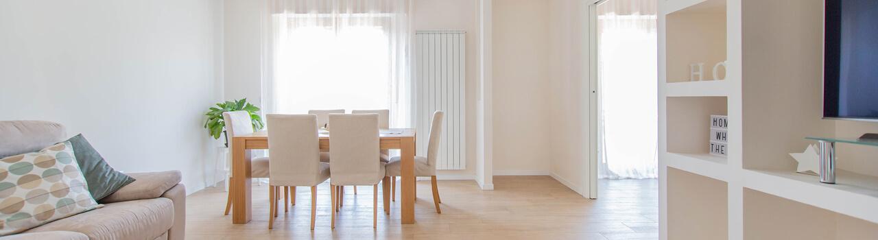 Ristrutturazione appartamento di 80 mq a Napoli, Pozzuoli