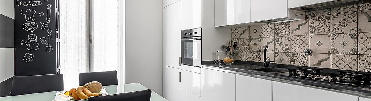 Ristrutturazione appartamento di 100 mq a Genova, Albaro