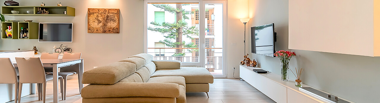 Ristrutturazione appartamento di 70 mq a Sanremo