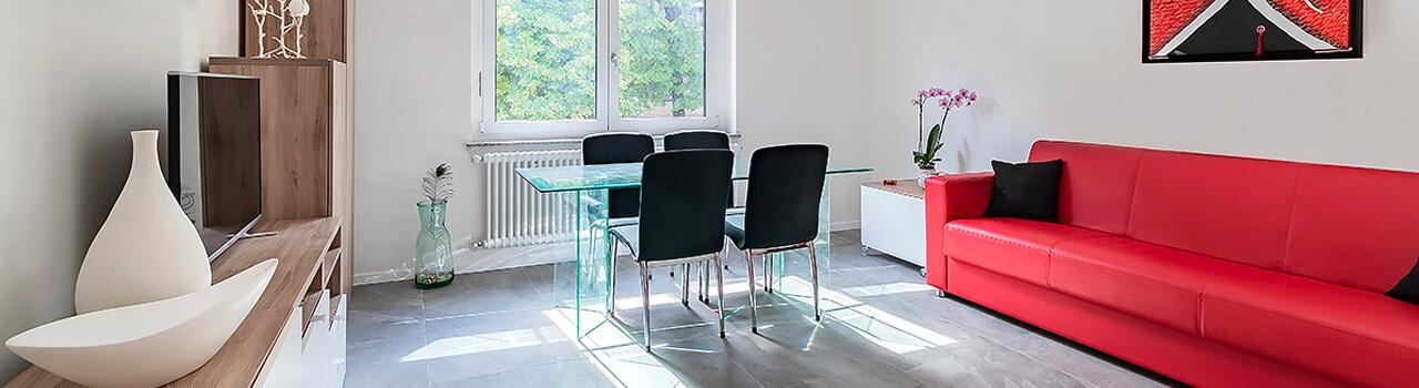Ristrutturazione appartamento di 100 mq a Tarcento, Udine