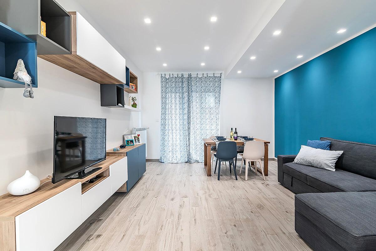 ristrutturare appartamento 75 mq
