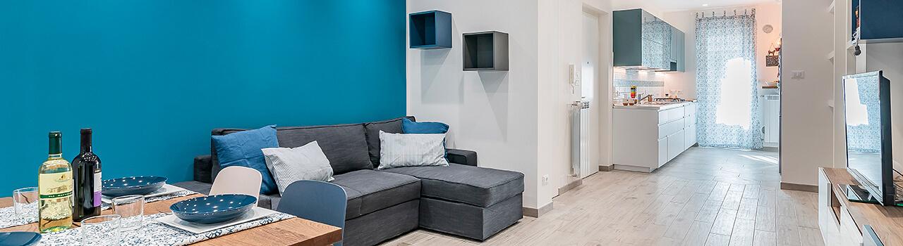 Ristrutturazione appartamento di 75 mq a Trieste, Cologna