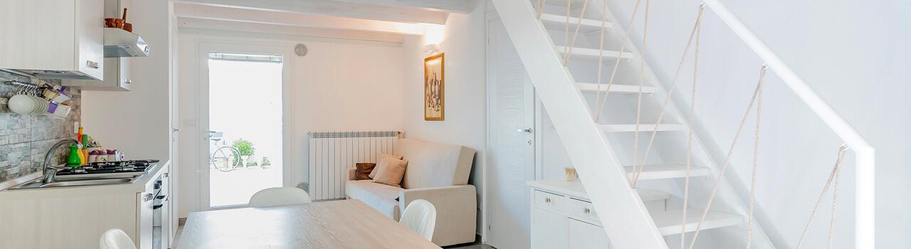 Ristrutturazione loft di 25 mq a Lecce, Tuglie