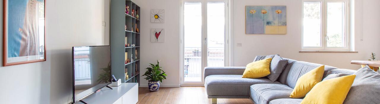 Ristrutturazione appartamento di 110 mq a Napoli, Soccavo