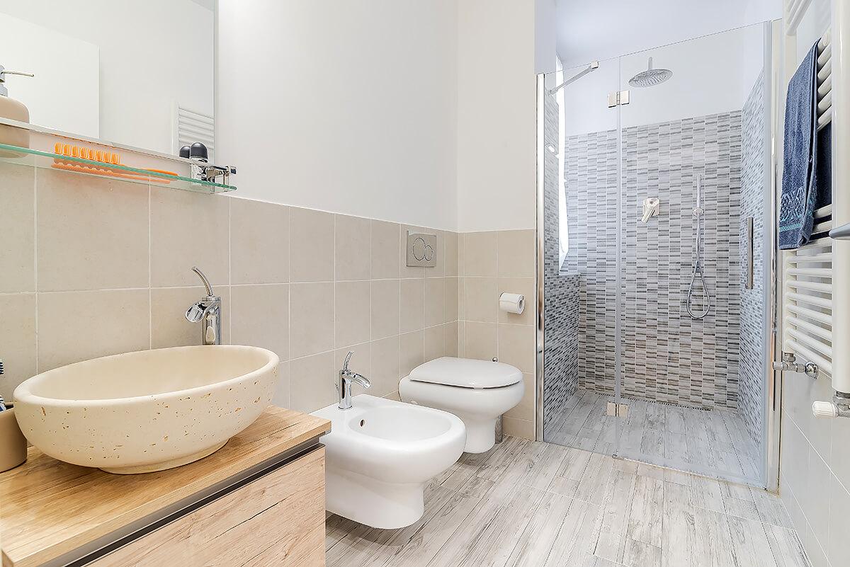 Ristrutturare il bagno a Genova