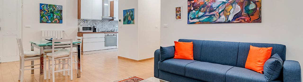 Ristrutturazione appartamento di 55 mq a Genova, Sestri Ponente