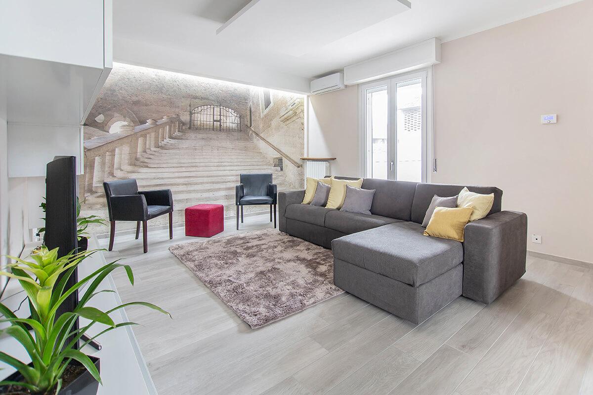 Offerte Lavoro Architetto Bergamo ristrutturazione appartamento di 100 mq a bariano, bergamo