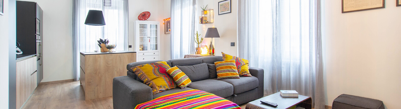Ristrutturazione appartamento di 80 mq a Brescia