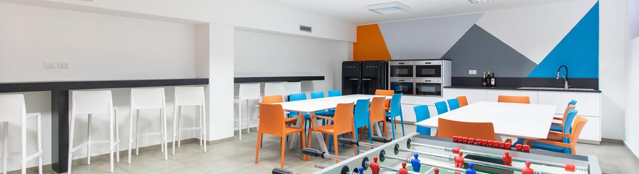 Ristrutturazione Mensa Aziendale di 60 mq a Milano, Crescenzago