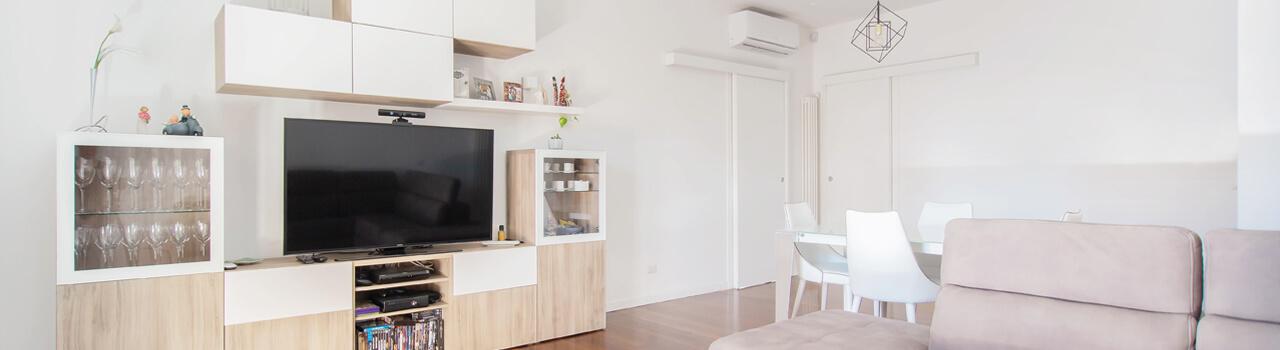 Ristrutturazione appartamento di 105 mq a Napoli, Arenella