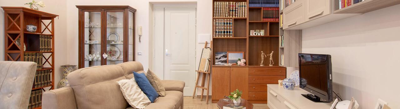 Ristrutturazione appartamento di 85 mq a Napoli, Capodichino