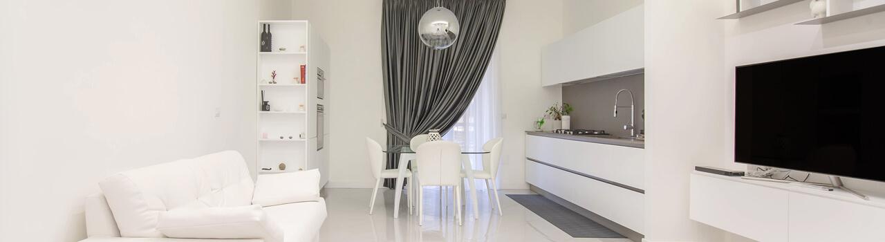 Ristrutturazione appartamento di 80 mq a Napoli, Soccavo