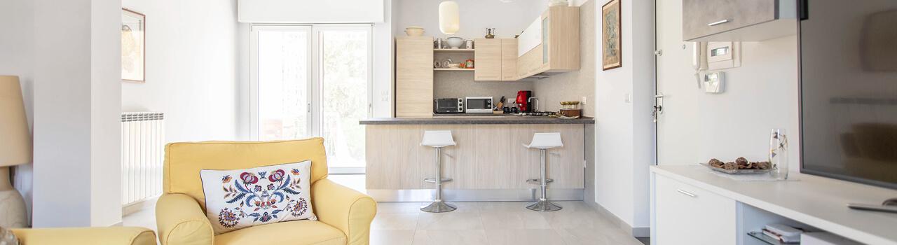 Ristrutturazione appartamento di 100 mq a Napoli, Soccavo