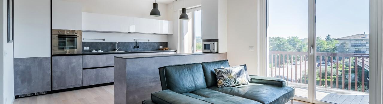 Ristrutturazione appartamento di 75 mq a verona for Ristrutturare appartamento 75 mq