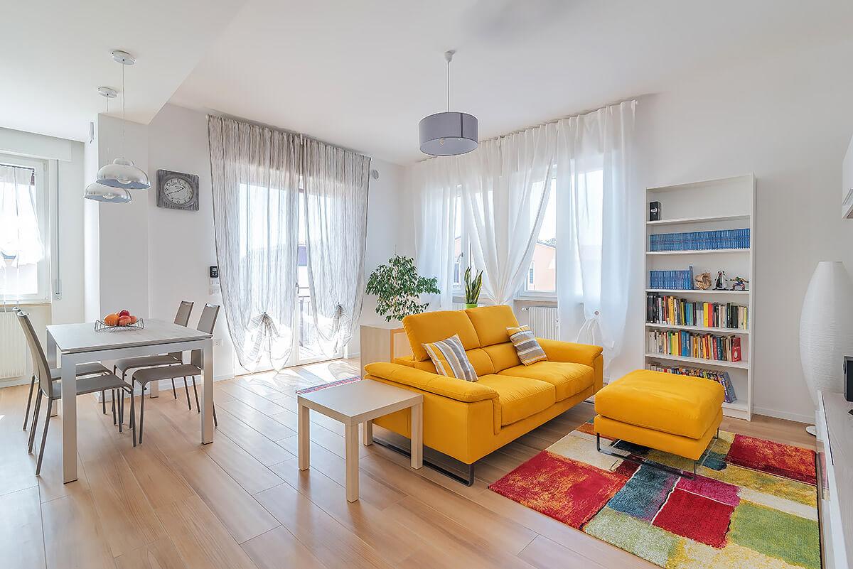 Progetto Appartamento 85 Mq ristrutturazione appartamento di 85 mq a vicenza